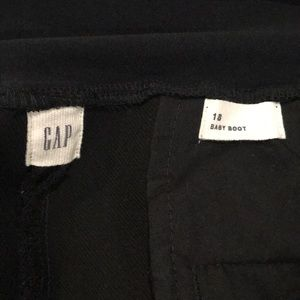 Gap Full Panel Maternity Baby Boot Dress Pants